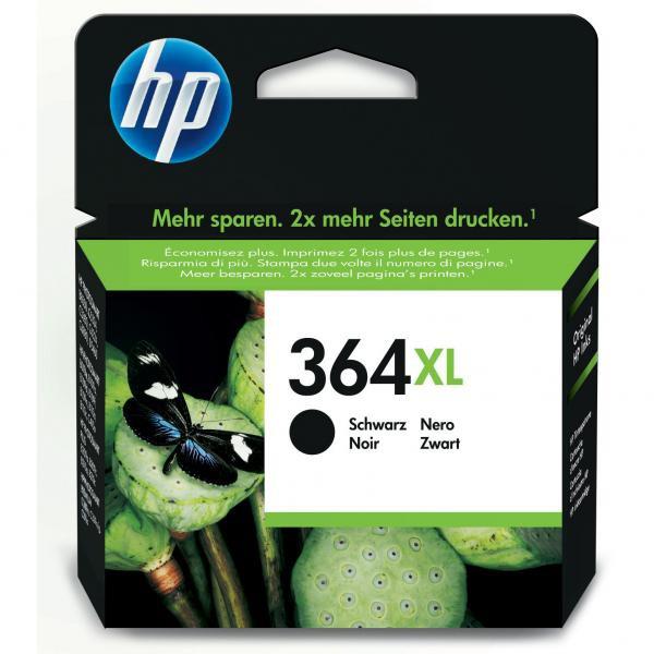HP CN684EE - originálna cartridge HP 364-XL, čierna, 18ml