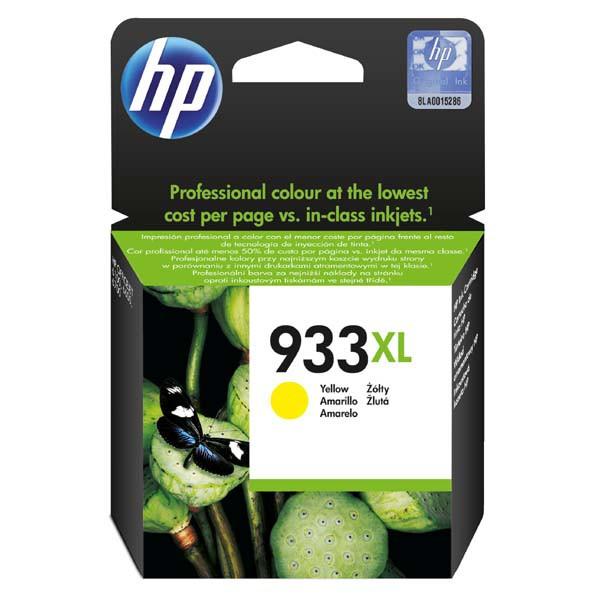 HP 933-XL (CN056AE) - originálna cartridge, žltá, 8,5ml