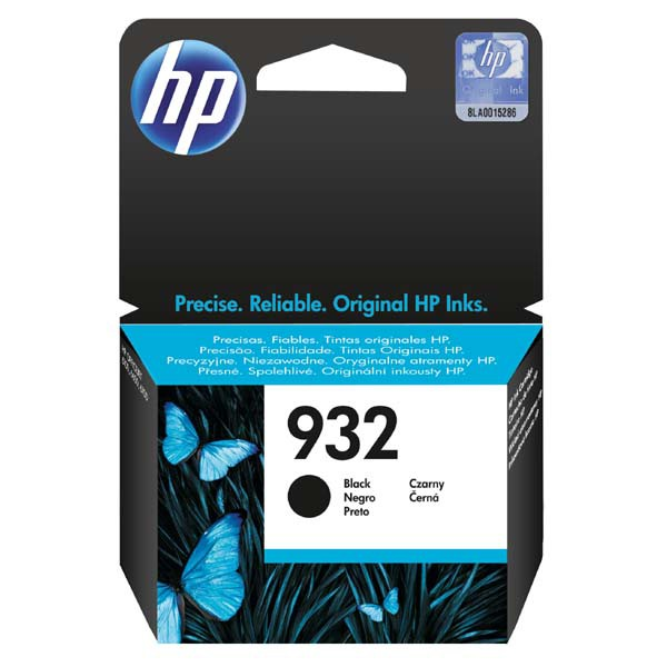 HP CN057AE - originálna cartridge HP 932, čierna, 400 strán