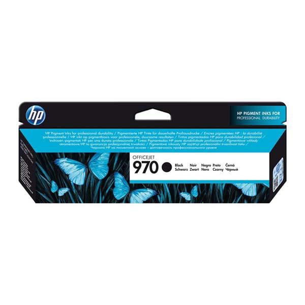 HP CN621AE - originálna cartridge HP 970, čierna, 3000 strán