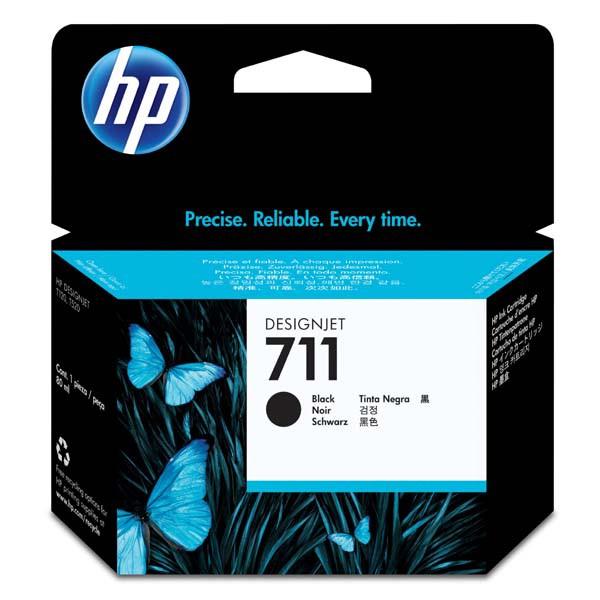 HP CZ133A - originálna cartridge HP 711, čierna, 80ml