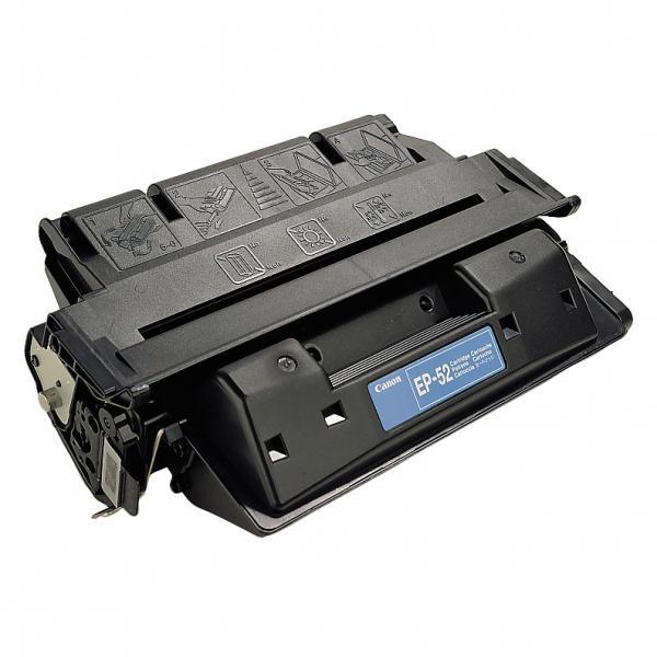 Canon EP-52 BK - originálny toner, čierny, 10000 strán