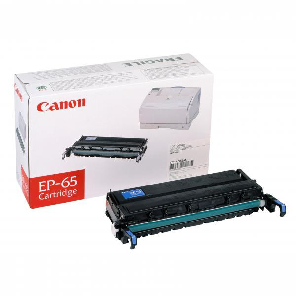 Canon EP-65 BK - originálny toner, čierny, 10000 strán