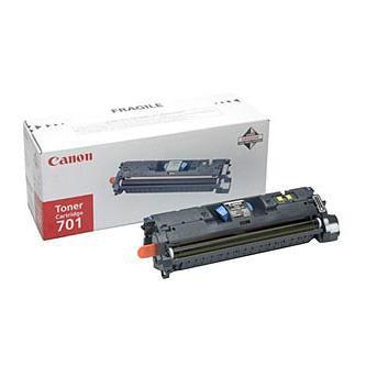 Canon EP-701 BK - originálny toner, čierny, 5000 strán