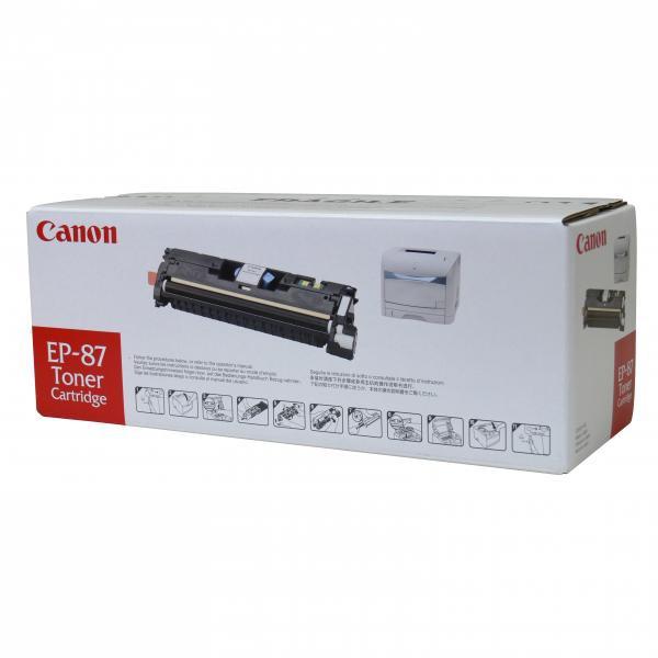 Canon originál toner EP87, magenta, 4000str., 7431A003, Canon LBP-2410
