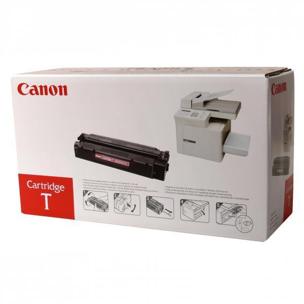 Canon Cartridge T BK - originálny toner, čierny, 3500 strán