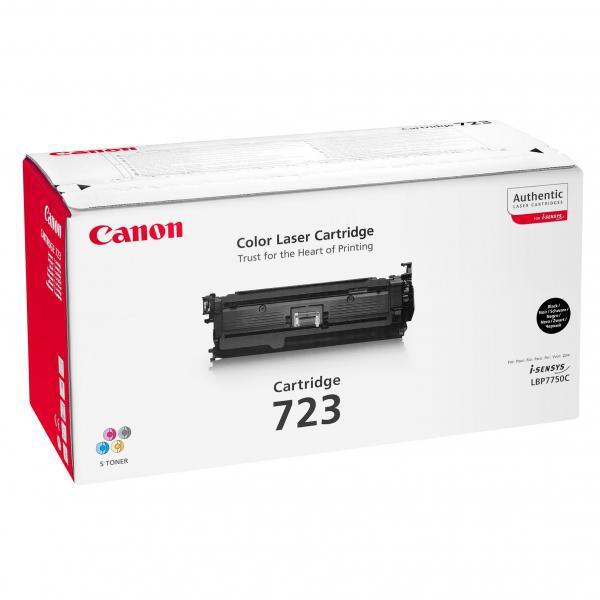 Canon CRG-723 (2644B002) - originálny toner, čierny, 5000 strán