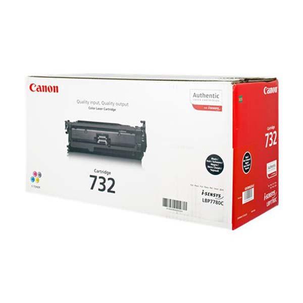 Canon CRG-732 BK - originálny toner, čierny, 6100 strán