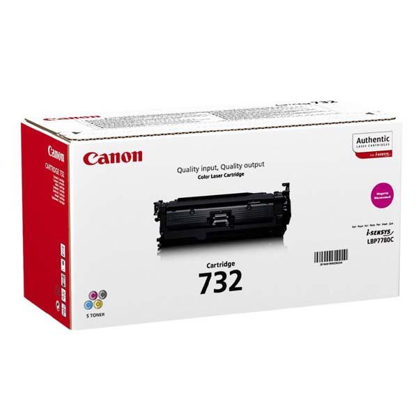 Canon CRG-732 M - originálny toner, purpurový, 6400 strán
