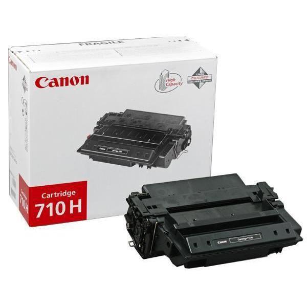 Canon CRG-710H BK - originálny toner, čierny, 12000 strán