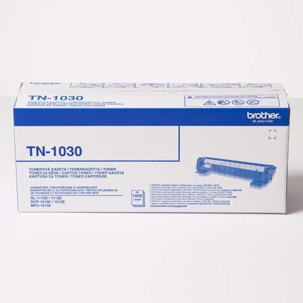BROTHER TN-1030 - originálny toner, čierny, 1000 strán