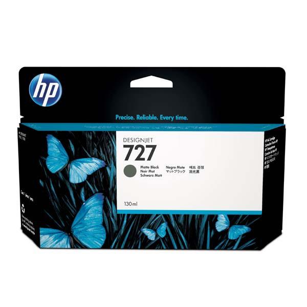 HP B3P22A - originálna cartridge HP 727, čierna, 130ml