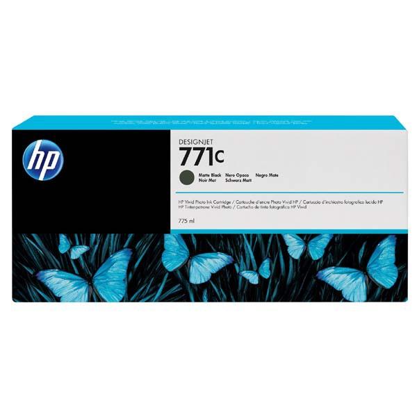HP B6Y07A - originálna cartridge HP 771C, čierna, 775ml