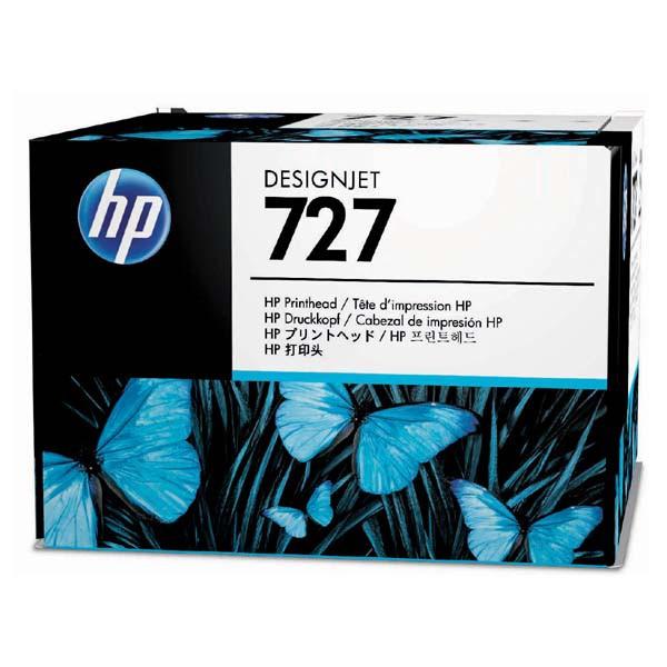 HP C1Q12A - originálna cartridge HP 727, čierna, 300ml