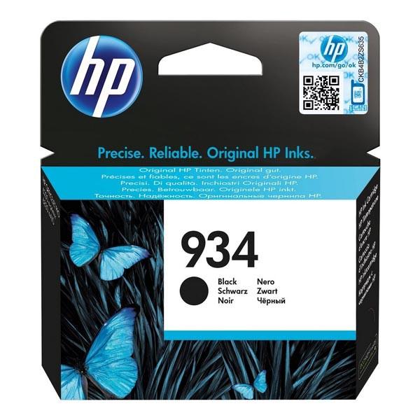HP C2P19AE - originálna cartridge HP 934, čierna, 400 strán