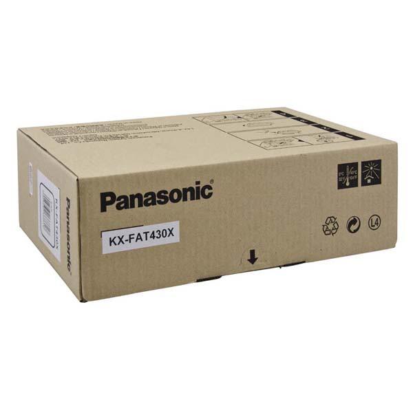 Panasonic KX-FAT430X - originálny toner, čierny, 3000 strán