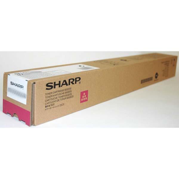 Sharp originál toner MX-62GTMA, magenta, 40000str., Sharp MX-6240N, 7040N