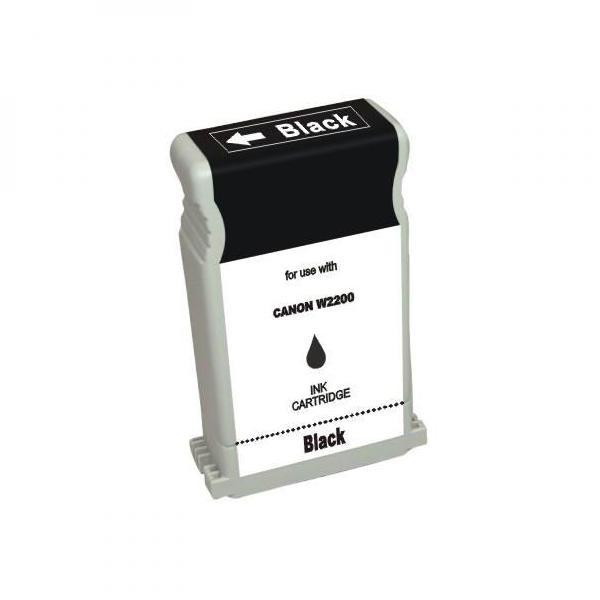 Canon BCI-1302 (7717A001) - originálna cartridge, čierna, 130ml