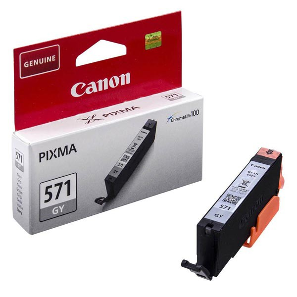Canon originál ink 0389C001, grey, 306str., 7 1ks, Canon PIXMA MG7750, MG7751, MG7752, MG7753