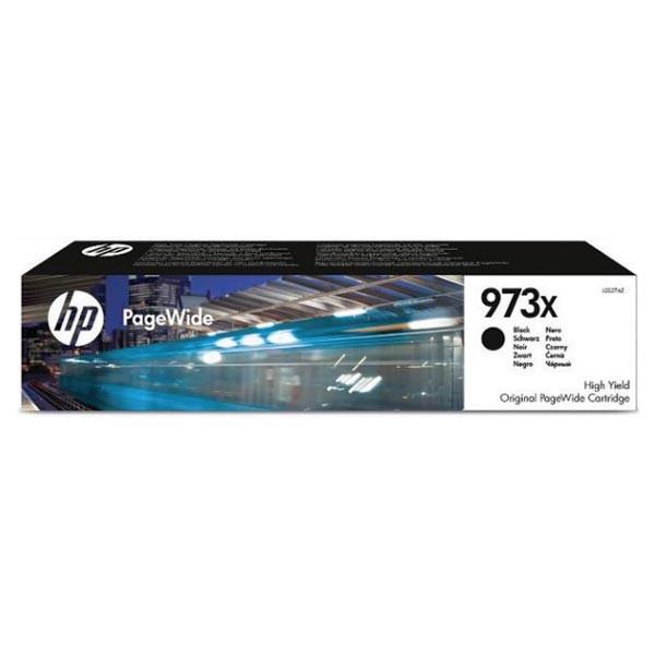 HP L0S07AE - originálna cartridge HP 973X, čierna, 10000 strán