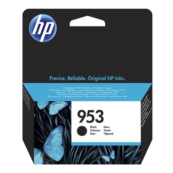HP L0S58AE - originálna cartridge HP 953, čierna, 1000 strán