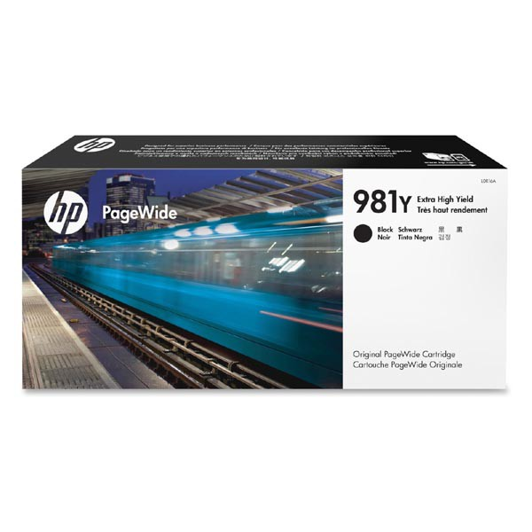 HP L0R16A - originálna cartridge HP 981Y, čierna, 20000 strán