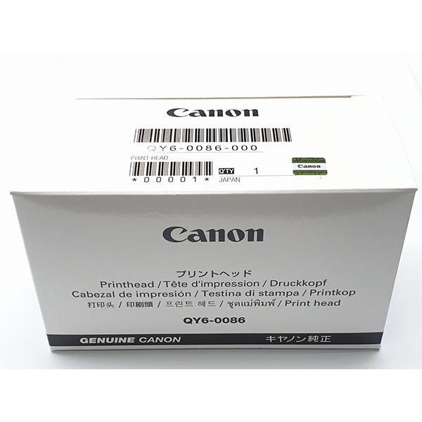 Canon QY6-0086-000 - originálna tlačová hlava, čierna + farebná