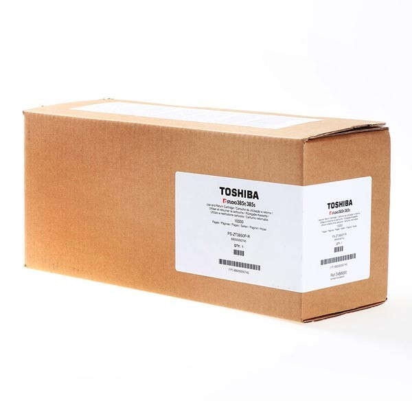 Toshiba originál kit T-3850P, 10000str., 6B000000745, Toshiba e-studio 385, 385 P, 385 S, toner + válec