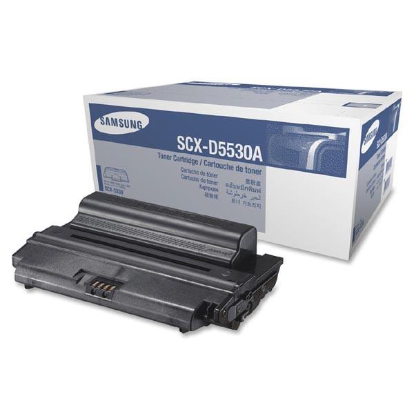 SAMSUNG SCX-D5530A - originálny toner, čierny, 4000 strán