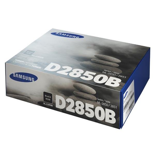 HP originál toner SU654A, ML-D2850B, black, 5000str., high capacity, Samsung ML-2850, ML-2851, ML-2852, ML-2853, 2855, SCX-4828