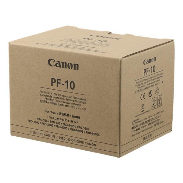 Canon originál tlačová hlava PF10, 0861C001, Canon iPF-2000, 4000, 4000S, 6000, 6000S