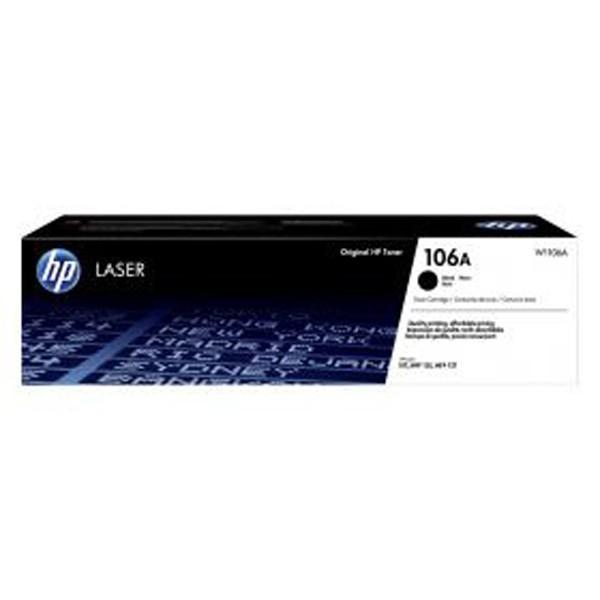 HP W1106A - originálny toner HP 106A, čierny, 1000 strán