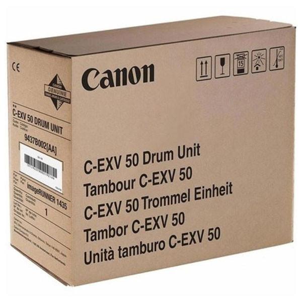 Canon originál válec 9437B002, black, C-EXV50, 35500str., Canon iR 1435P