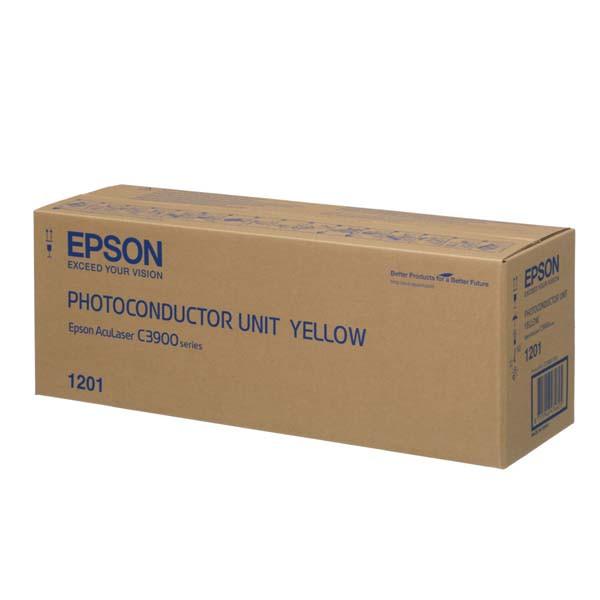 Epson C13S051201 - originálna optická jednotka, žltá, 30000 strán