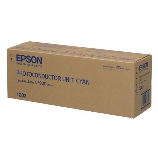 Epson C13S051203 - originálna optická jednotka, azúrová, 30000 strán