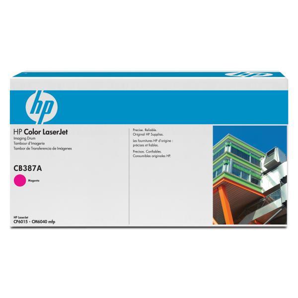 HP CB387A - originálna optická jednotka, purpurová, 35000 strán