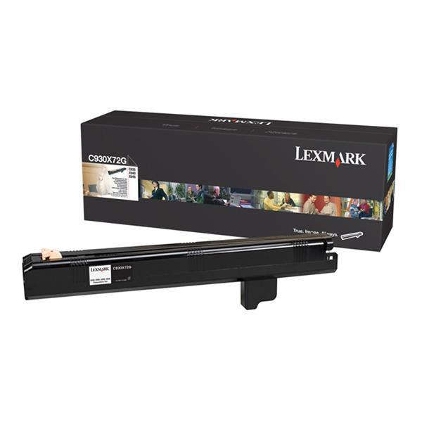 Lexmark C930X72G - originálna optická jednotka, čierna