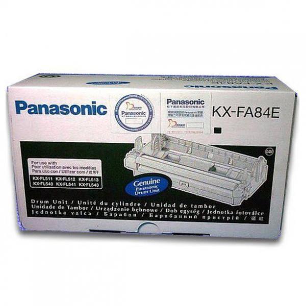 Panasonic KX-FA84E - originálna optická jednotka, čierna, 10000 strán
