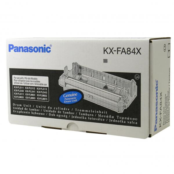 Panasonic KX-FA84X - originálna optická jednotka, čierna, 10000 strán