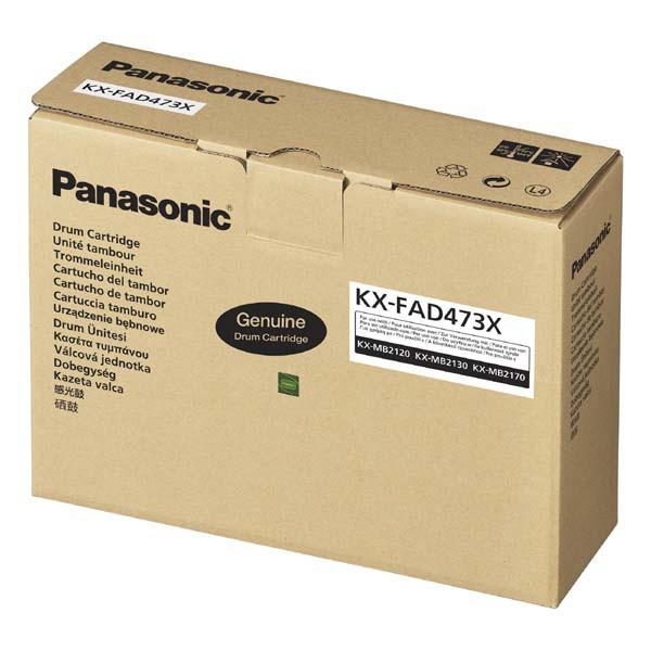 Panasonic KX-FAD473X - originálna optická jednotka, čierna, 10000 strán
