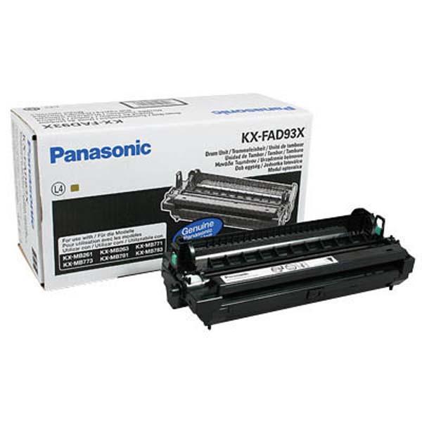 Panasonic KX-FAD93X - originálna optická jednotka, čierna, 6000 strán