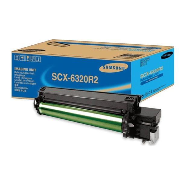 Samsung SCX-6320R2 - originálna optická jednotka, čierna, 8000 strán