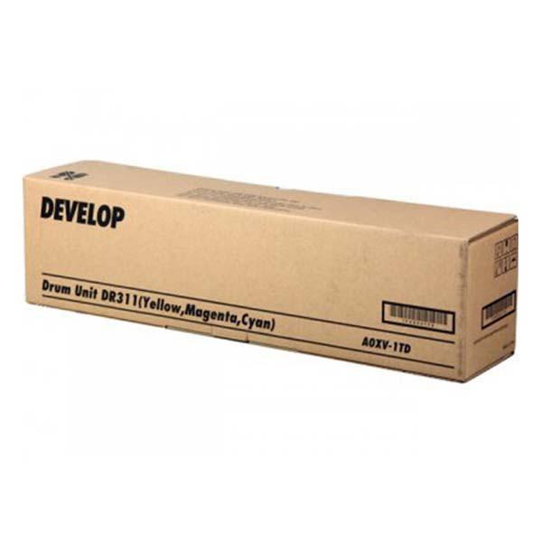 Develop originál válec A0XV1TD, C/M/Y, DR-311C/M/Y, 1ks vymeniť za každú farbu, 55000str., Develop ineo +220, +280, +360