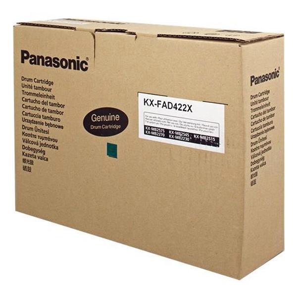 Panasonic KX-FAD422X - originálna optická jednotka, čierna, 18000 strán