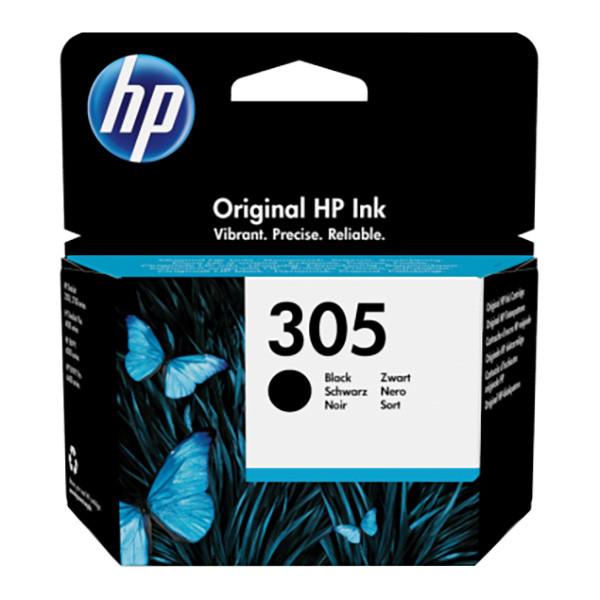 HP 3YM61AE - originálna cartridge HP 305, čierna