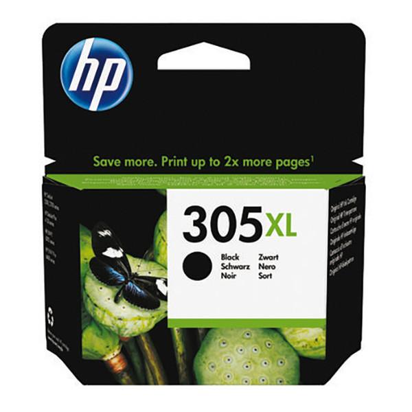 HP 3YM62AE - originálna cartridge HP 305-XL, čierna