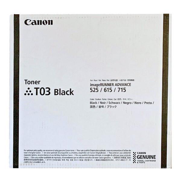CANON T-03 BK - originálny toner, čierny, 51500 strán