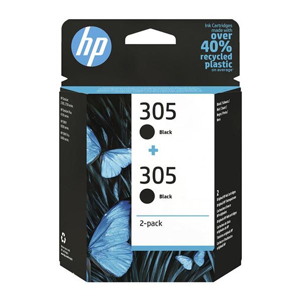 HP 6ZD18AE - originálna cartridge HP 305, čierna